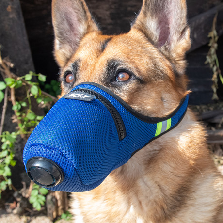 K9 Mask® Air Filter Mask for Dogs // X-Large
