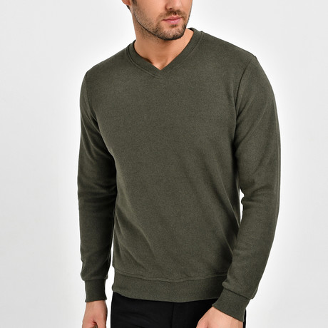 Landon Sweatshirt // Green (XS)