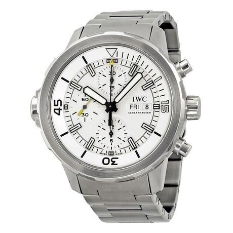 IWC Aquatimer Chronograph Automatic // IW376802 // Pre-Owned