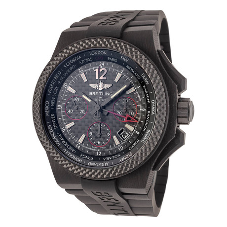 Breitling Bentley Chronograph Automatic // NB0434E5-BE94-E20DSA-2