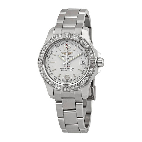 Breitling Ladies Colt Quartz // A7738853-G793