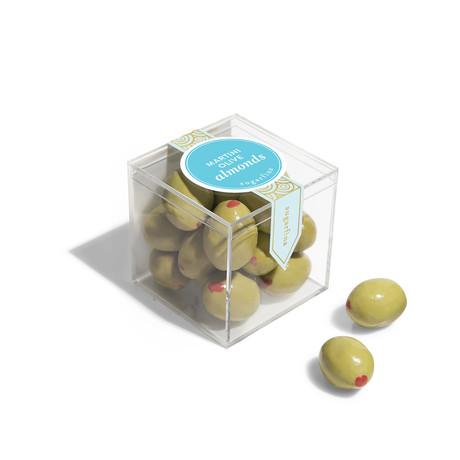 Martini Olive Almonds // 3 oz // Sugarfina
