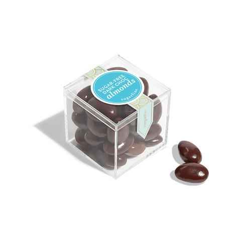 Sugar-Free Dark Chocolate Almonds // 3 oz // Sugarfina