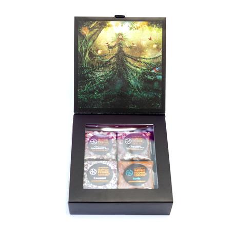 Sustain Bars // 8 Piece Box Pack // La'ieikawai // Hawaii Fudge Co