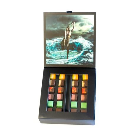 48 Piece Fudgelette™ Box  // Maui // Hawaii Fudge Co