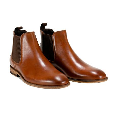 Clapton Boot // Mahogany (US: 7)