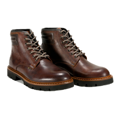Blackmore Boot // Mahogany (US: 7)