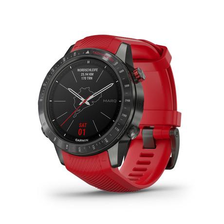 Garmin Marq Driver Performance Edition Modern Tool Watch // 010-02567-00