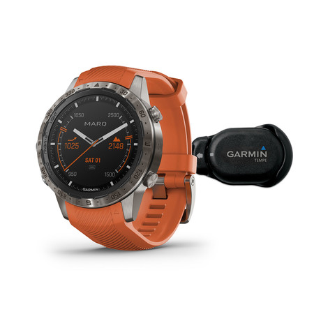 Garmin Marq Adventurer Performance Edition Modern Tool Watch // 010-02567-30