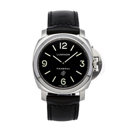 Panerai Luminor Base Logo Manual Wind // PAM01000 // Pre-Owned