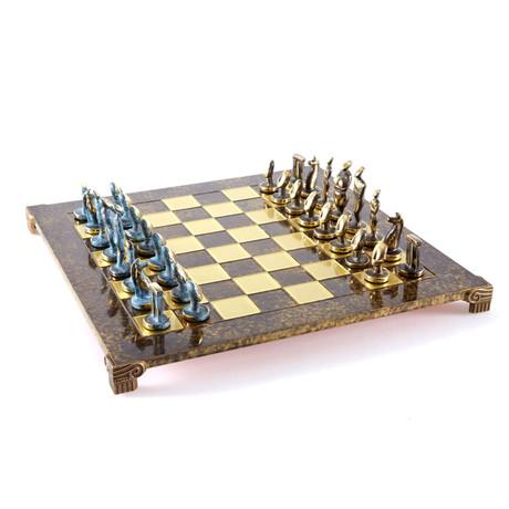 Cycladic Statues Chess Set