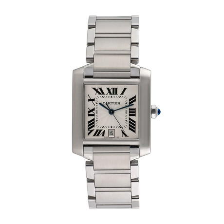 Cartier Tank Francaise Automatic // 2302 // Pre-Owned