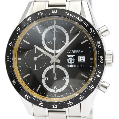 Tag Heuer Carrera Chronograph Automatic // CV201.BA0794 // Pre-Owned