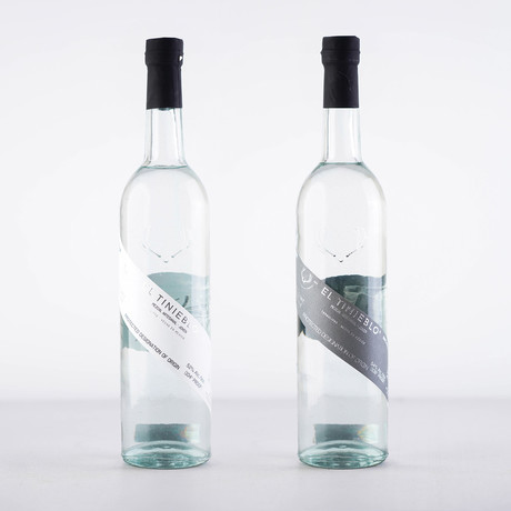 Mezcal Special Edition Set of 2 // 750 ml Each