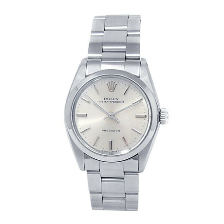 Rolex Oyster Perpetual Automatic // 6430 // R Serial // Pre-Owned
