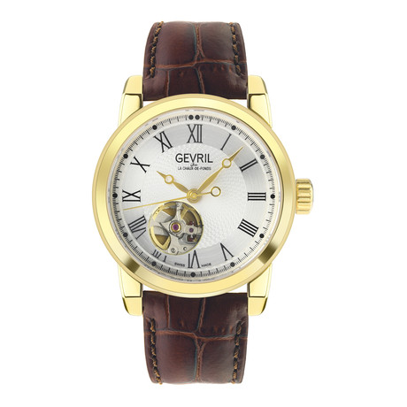 Gevril Madison Swiss Automatic // 2584