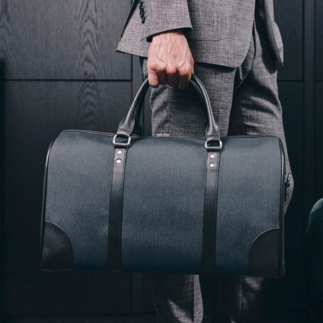 CP34 Weekender Bag // Anthracite Gray