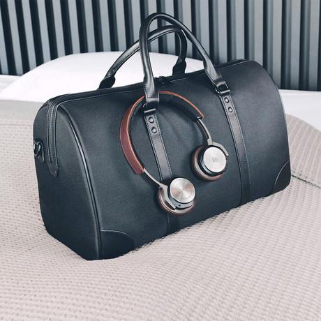 C34 Travel Duffle Bag // Black