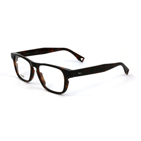 Men's 0016 Optical Frames // Dark Havana