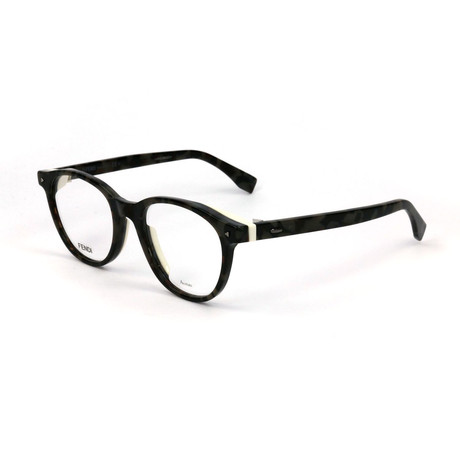 Men's 0019 Optical Frames // Black Havana