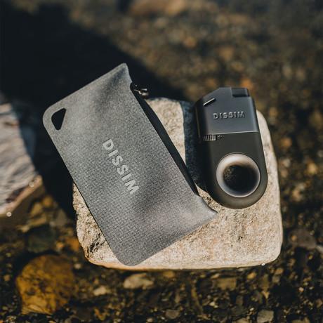 Dissim // Lighter + Case Bundle