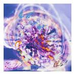 """Violent Violet (16""""W x 16""""H x 0.625""""D)"""