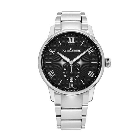 Alexander Watch Regalia Quartz // A102B-02