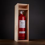 French Wine + Wooden Box // Red