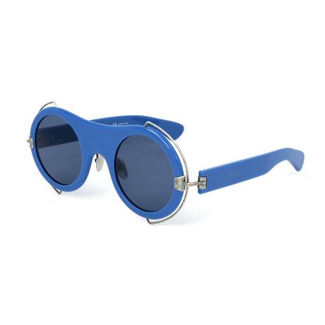Unisex CKNYC1877SR Sunglasses // Cornflower Blue