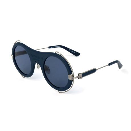 Unisex CKNYC1875SR Sunglasses // Matte Navy