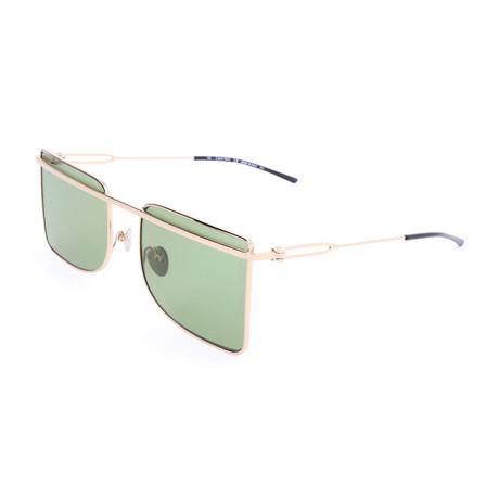 Unisex CK8058S 714 Sunglasses // Light Gold