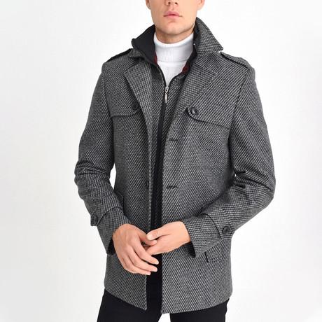 Monte Carlo Coat // Gray (S)