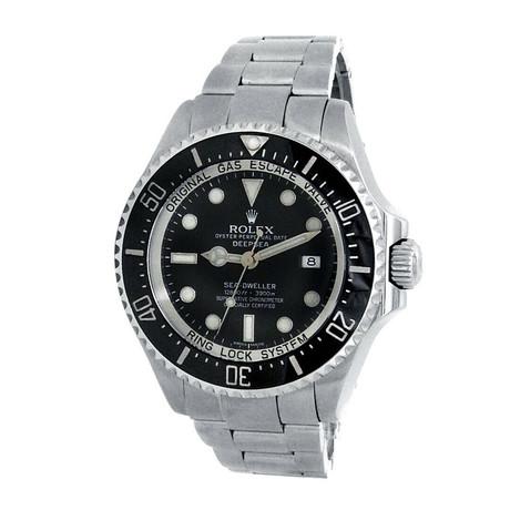 Rolex Deepsea Sea-Dweller Automatic // 116660 // G Serial // Pre-Owned