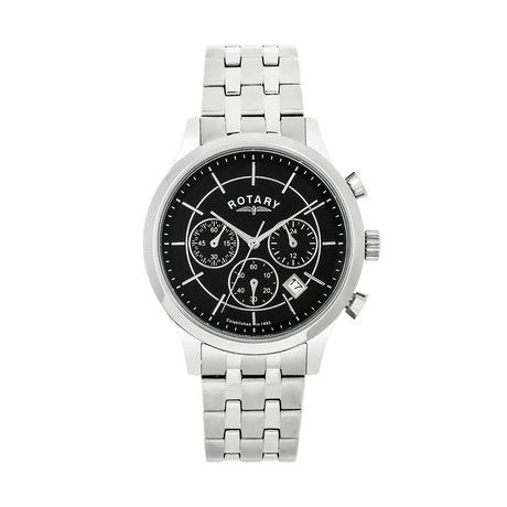 Rotary Aquaspeed Chronograph Quartz // GB03633/04