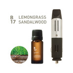 Drive Time Diffuser Bundle // B17 Lemongrass Sandalwood