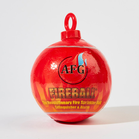 Automatic Fire Extinguisher Ball + Loop // Traditional // 1.1lbs