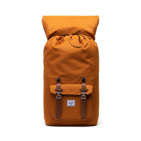 Little America Backpack // Pumpkin Spice