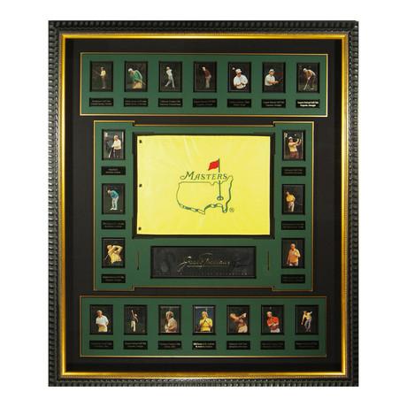 Jack Nicklaus Victories // Autographed Display