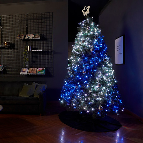 Twinkly // Pre-Lit Artificial Christmas Tree // 6ft + 270 LEDs