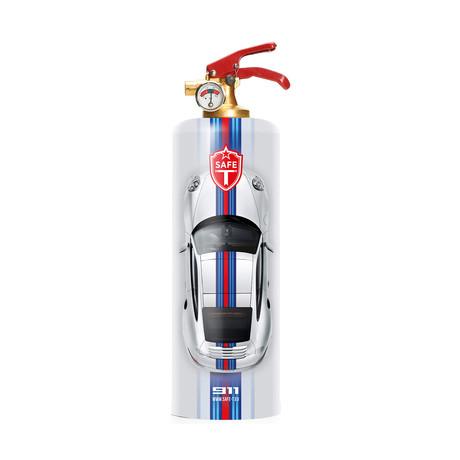 Safe-T Designer Fire Extinguisher // 911 CUP