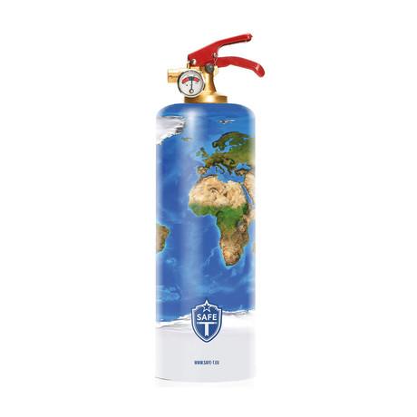 Safe-T Designer Fire Extinguisher // World