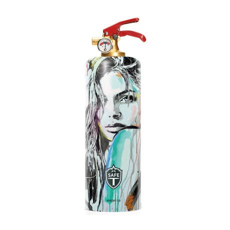 Safe-T Design Fire Extinguisher // Jover Girl
