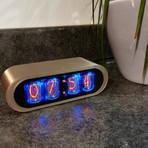 Pod Clock // Gold
