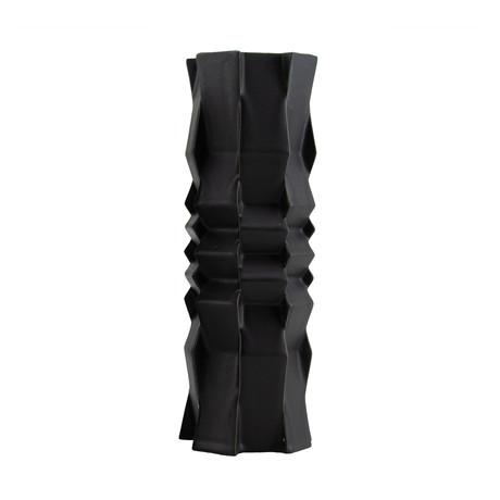 Tessellation 4 Vase (Black)