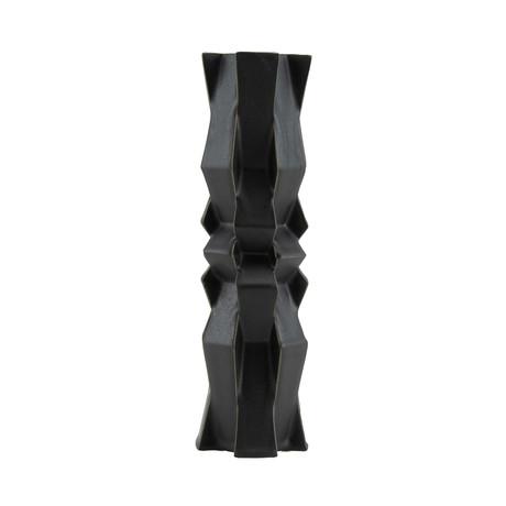 Tessellation 5 Vase (Black)