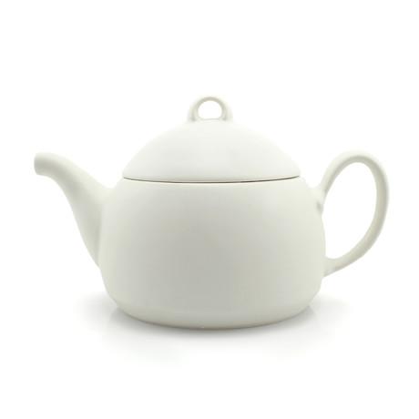 Loop Teapot (Black)