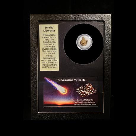 Sericho Meteorite + Collectors Box