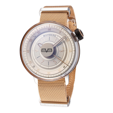 Bomberg Ladies BB-01 Quartz // CT38H3PPK-07-2-9