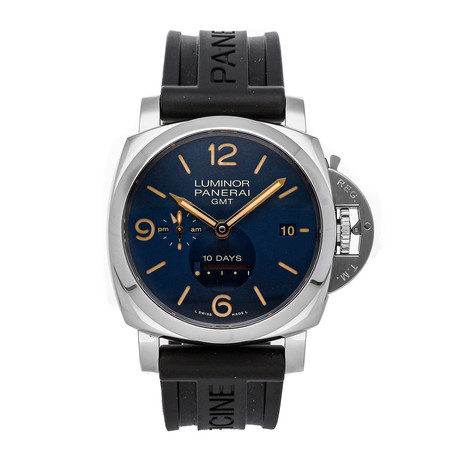 Panerai Luminor 1950 10-Days GMT Automatic // PAM00689 // Pre-Owned