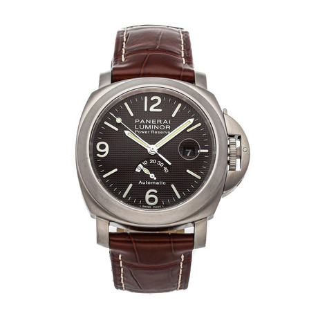 Panerai Luminor Power Reserve Automatic // PAM00057 // Pre-Owned